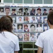 Erneut lebenslange Haft für Völkermord in Srebrenica (Foto)