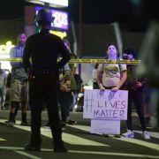 Schüsse in den Rücken: Weißer US-Polizist unter Mordverdacht (Foto)