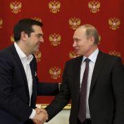 EVP-Fraktionschef Weber: Tsipras muss Reformen liefern (Foto)