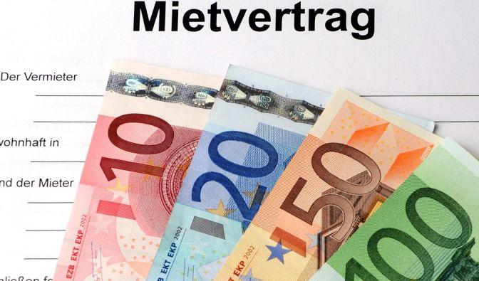 Hartz IV  Miete