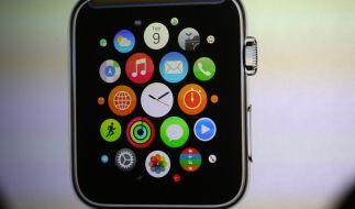 Ab 10. April 2015 können Sie die Applewatch online vorbestellen. (Foto)