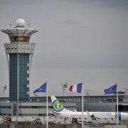 Flugausfälle wegen Fluglotsen-Streiks in Frankreich (Foto)