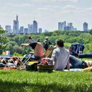Bis 25 Grad! Erster Sommertag kommt am Freitag (Foto)