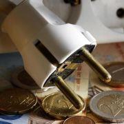 Strompreis sinkt erstmals seit 15 Jahren (Foto)