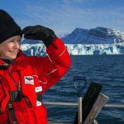 Wanka: Arktis extrem sensibel für Klimawandel (Foto)