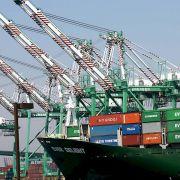 Exportabhängigkeit: USA rüffeln deutsche Wirtschaftspolitik (Foto)