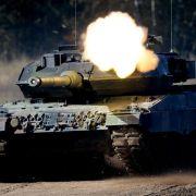 Bundeswehr erhält 100 zusätzliche «Leopard 2» (Foto)