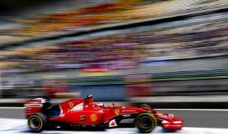Landet Ferrari beim Großen Preis von China in der Formel 1 2015 den nächsten Coup? (Foto)