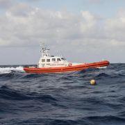 Angeblich mehr als 600 Bootsflüchtlinge vor Libyen in Seenot (Foto)