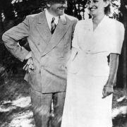 So unromantisch war Hitler's Hochzeit (Foto)