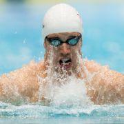 Schwimmen im ZDF: Paul Biedermann überzeugt (Foto)