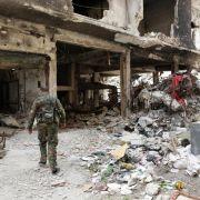 UN-Gesandter in Damaskus erwartet: Hoffnung für Jarmuk? (Foto)