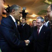 Castro setzt auf Obama (Foto)