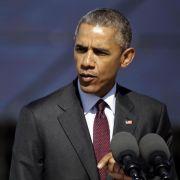 Obama kritisiert Atomdeal-Gegner: «Grenze überschritten» (Foto)