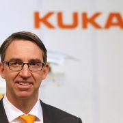 Kuka plant Roboter für Krankenhäuser und Pflegeheime (Foto)