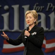 Hillary Clinton will Präsidentin werden (Foto)