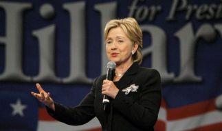 Hillary Clinton: Hatte sie eine Affäre mit Yoko Ono? (Foto)