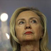 Peinliches Wahl-Logo: Shitstorm gegen Hillary Clinton (Foto)