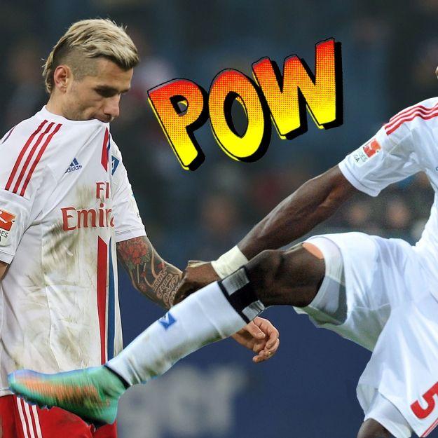 Prügelei: Behrami und Djourou rasten aus! (Foto)