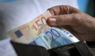 Nach 14 Jahren erhielt ein Mann seine verlorene Geldbörse zurück - mit mehr Inhalt als zuvor. (Foto)