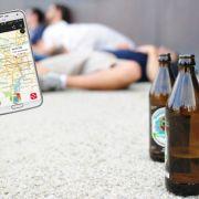 Diese App bewahrt vor betrunkenen Anrufen (Foto)