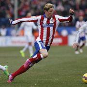 Atlético vs. Real Madrid torlos! Juve siegt gegen Monaco (Foto)