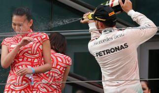 Darf man sich als Formel-1-Star so benehmen? (Foto)