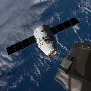 Raumfrachter «Dragon» zur ISS gestartet (Foto)