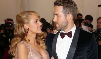 Ryan Reynolds und Ehefrau Blake Lively fanden es schwer, den Spagat zwischen Öffentlichkeit und Privatleben zu schaffen. (Foto)