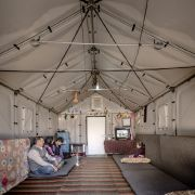 Ikea liefert 10.000 Hütten an Flüchtlingscamps (Foto)