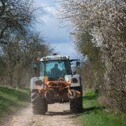 Traktor überrollt Zehnjährigen (Foto)