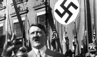 Adolf Hitler stürzte Nazi-Deutschland in den Zweiten Weltkrieg. (Foto)