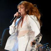 """""""Florence And The Machine""""-Sängerin bricht sich den Fuß (Foto)"""