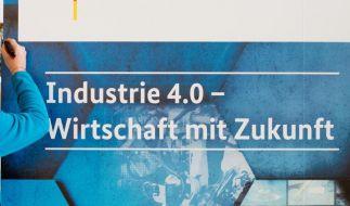 Industrie 4.0 - Konsortiumwill kooperieren (Foto)