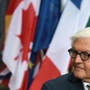G7 fordernvon Moskau Einhaltung der Ukraine-Vereinbarungen (Foto)