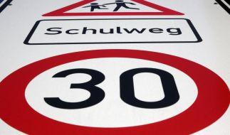 Mehr Tempo-30-Zonen auf Hauptverkehrsstraßen geplant (Foto)