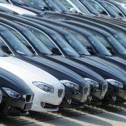 Europäischer Automarkt tritt aufs Gaspedal (Foto)