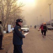 Wald- und Steppenbrände in Sibirien weiten sich aus (Foto)
