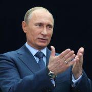 Greift Russlands Präsident jetzt nach dem Baltikum? (Foto)