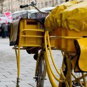 Neue Warnstreiks bei der Post (Foto)