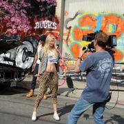 Zicken-Zoff beim Covershoot! Heidis Mädchen drehen ab (Foto)