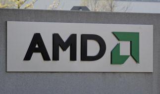 AMD mit Umsatzeinbruch und hohem Verlust (Foto)