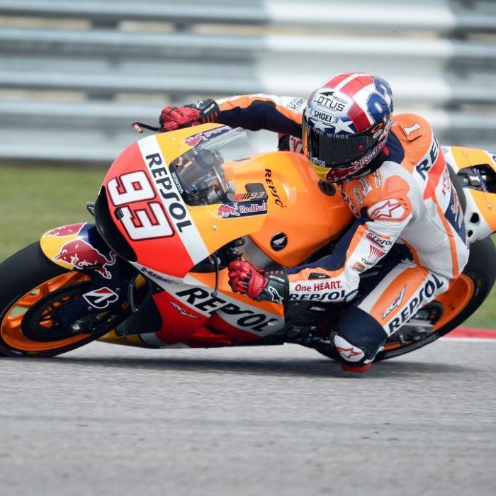 Rossi siegt, Marquez stürzt - MotoGP als Wiederholung sehen (Foto)