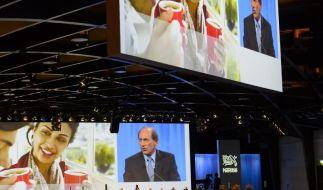 Süßwaren und Wasser helfen Nestlé über Frankenstärke hinweg (Foto)