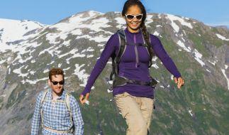 Täglich eine Stunde spazieren gehen, senkt das Risiko eines vorzeitigen Todes um 40 Prozent. (Foto)