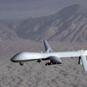 «Spiegel»: Dokumente belegen Drohnensteuerung über Ramstein (Foto)