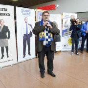 Finnen an den Urnen:Stubb-Regierung droht das Aus (Foto)