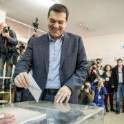 Athener Vize-Premier schließt Volksabstimmung nicht aus (Foto)