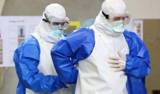 Die Experten sind ratlos: Eine mysteriöse Seuche hat 18 Menschen in Nigeria dahingerafft. (Foto)