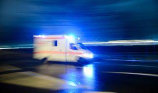 Ein schrecklicher Unfall hat sich am Sonntagmorgen im westfälischen Bünde ereignet. (Foto)